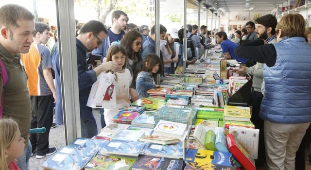 The largest edition of the Book Fair in the history of Valencia arrives