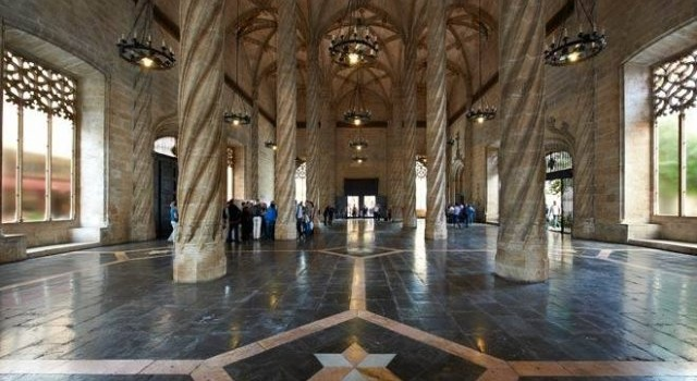 THE TOWN HALL OF VALENCIA WILL CELEBRATE THE INTERNATIONAL DAY OF THE MONUMENTS WITH FREE ENTRY AND GUIDED VISITS.