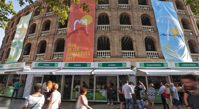 All the entertainment of Valencia concentrated in Fira de les Comarques 2018 from May 4 to 6